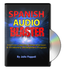 The Spanish Audio Blaster
